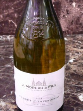 Terret chardonnay blanc