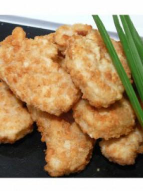 Croquettes fromagères